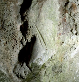 Cueva de El Conde: grabados exteriores