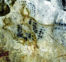 Uros en el Muro de los Grabados. © Texnai. Principado de Asturias, Consejería de Cultura