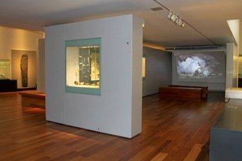 Sala de Prehistoria. © Museo Arqueológico de Asturias