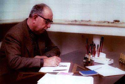Francisco Jordá. © José Manuel Benito Álvarez