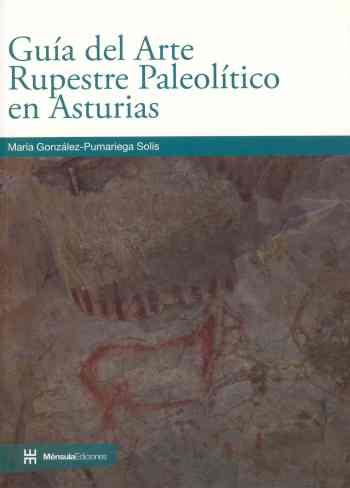 Guia del Arte Rupestre Paleolítico de Asturias: portada